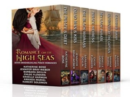 BoneK Anthology Romance on the High Seas