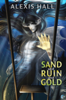 Riptide HallA Sand and Ruin and Gold